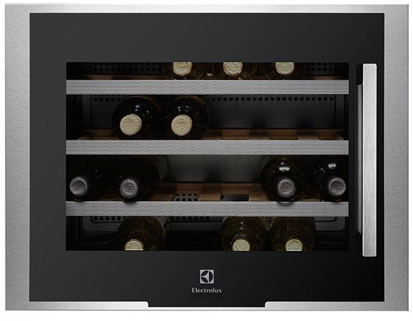 Vestavná vinotéka Electrolux ERW0670A, 19 990 Kč