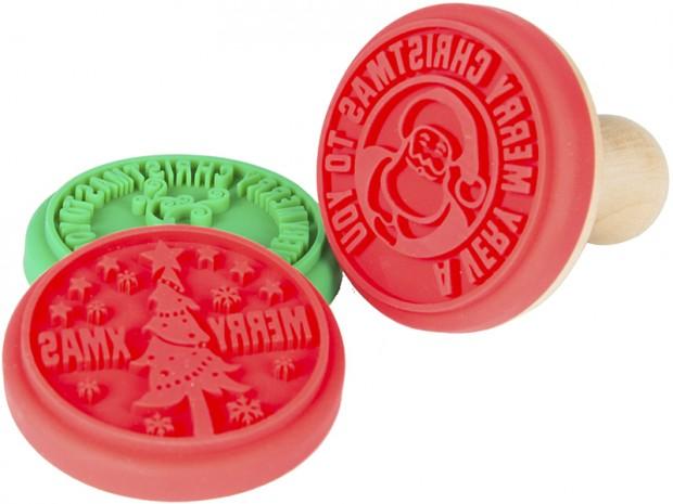 Set vánočních razítek Sass & Belle Cookie Stamp, prodává Zoot.cz, 199 Kč