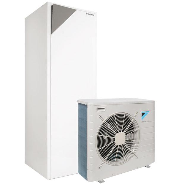 Daikin Altherma představuje komplexní řešení pro vytápění, chlazení aohřev teplé vody.