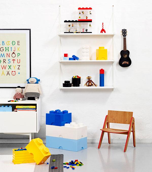 Úložné boxy Lego Storage, různé velikosti, prodává Prodeti.cz, od 199 Kč