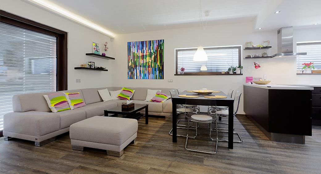 Pasivní bydlení za 18 000 korun ročně