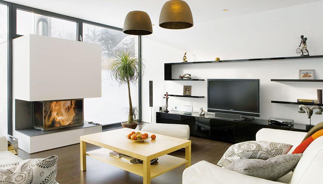 Rodinný dům na okraji Varnsdorfu vznikal pro potřeby rodiny s dospívajícím synem