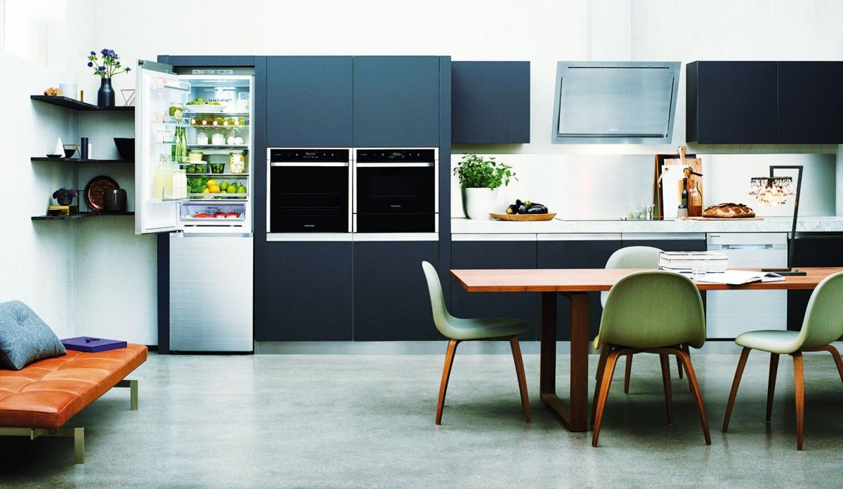 Vestavné chladničky zatím nejsou zdaleka tak oblíbené jako jejich kolegyně zřad trub, varných desek či myček.
