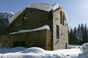 Okouzlující chata ze staré kůlny