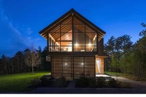 Prostorný víkendový dům v perfektním souzvuku s přírodou