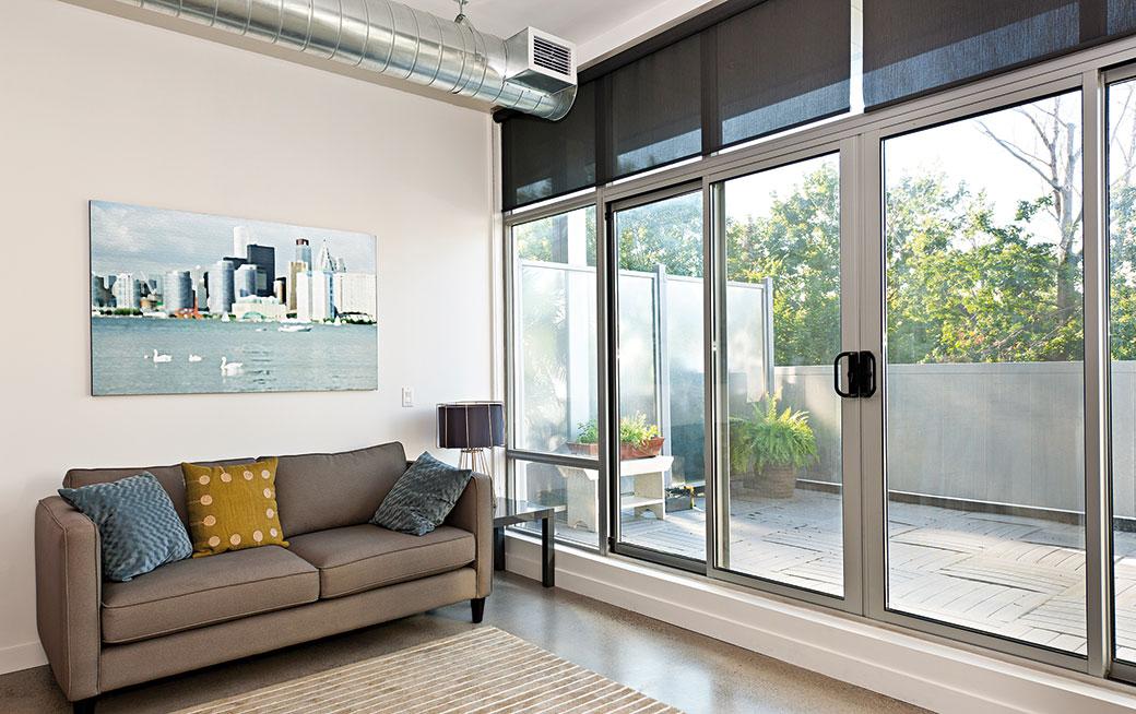 Větrání a rekuperace v nízkoenergetickém domě