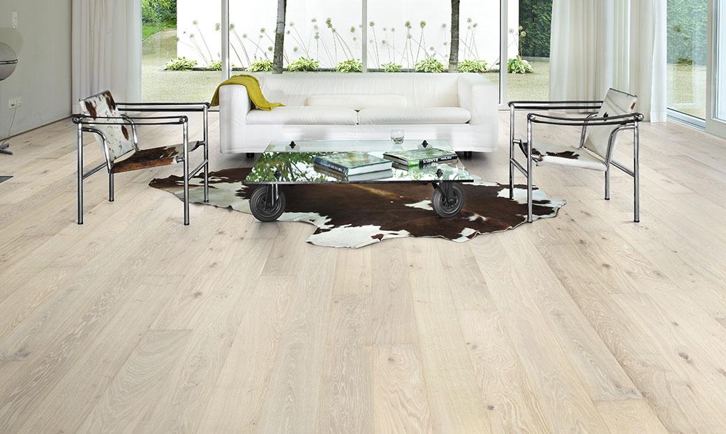 Novinky v tradiční kolekci dřevěných podlah KÄHRS Classic Nouveau