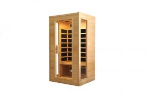 Nejste příznivci klasické sauny? Zkuste infrasaunu!
