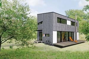 Jak si postavit pasivní dřevostavbu
