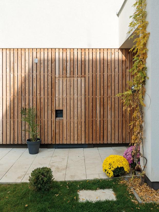 Jedním zdůvodů, proč si majitelé vybrali architekty Prodesi, je jejich pečlivá práce sdetaily. FOTO MARTIN ZEMAN / PRODESI