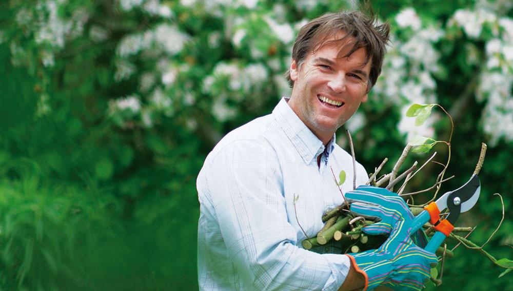Jak dostat zahradu po zimě zpět do formy