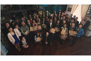 Vítězové soutěžní ankety Dřevěná stavba roku 2016