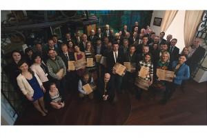 Vítězové soutěžní ankety Dřevěná stavba roku 2016 jsou tady!
