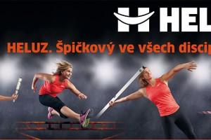 Startuje nová kampaň HELUZ: S Bárou Špotákovou vítězně až do cíle
