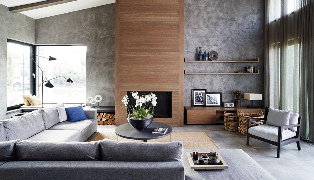 Útulný minimalismus se špetkou asijské exotiky