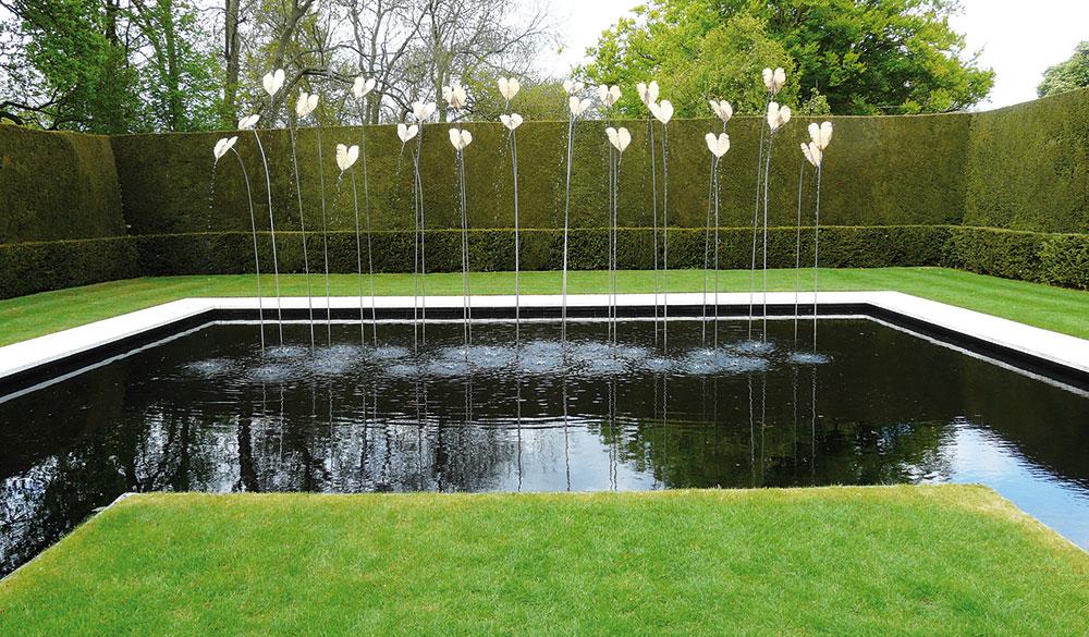 Vodní plochy – jedny z nejdůležitějších součástí soukromých zahrad