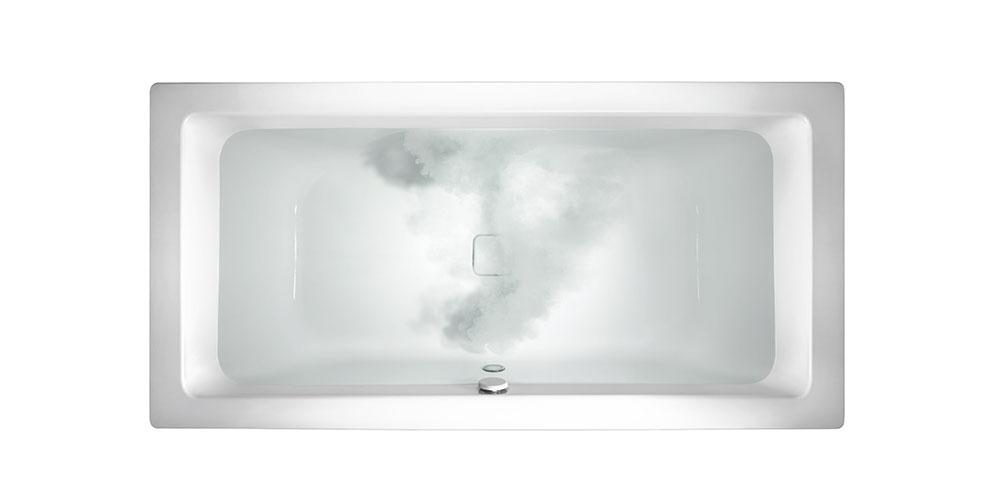 Kaldewei Skin Touch – revoluční zkrášlující efekt působením přírodní síly kyslíku