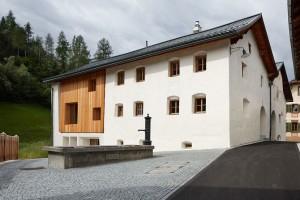 Nádherná rekonstrukce starého domu respektující lokální kolorit horské vesnice