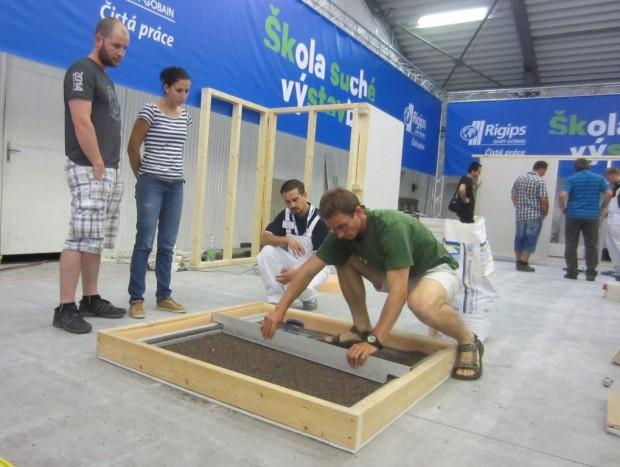 zdroj: Saint-Gobain Construction Products CZ a.s., divize Rigips