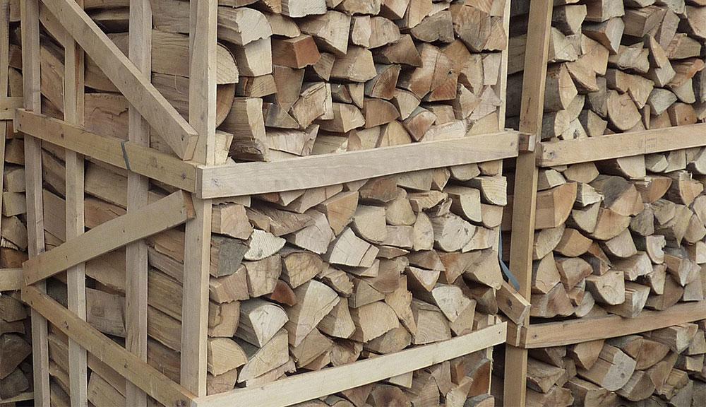 Odkud získat palivové dřevo bez velké námahy?