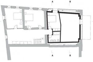 plan Phillip Baumhauer Architects