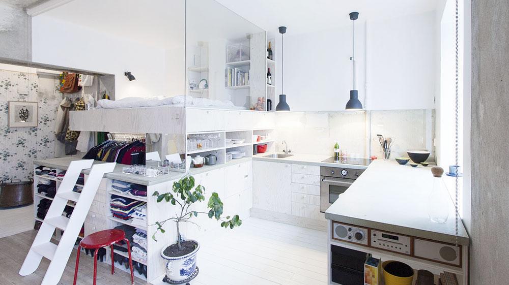 Kouzlení s centimetry aneb vše o malém bytě