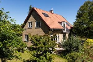 Přestavba podkroví starého domu přinesla do interiéru hodně denního světla a čerstvého vzduchu