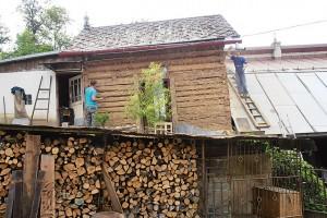 Obnova staré dřevenice