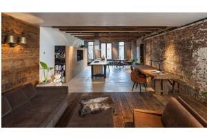 Jak se dá z kanceláří vytvořit pozoruhodné bydlení