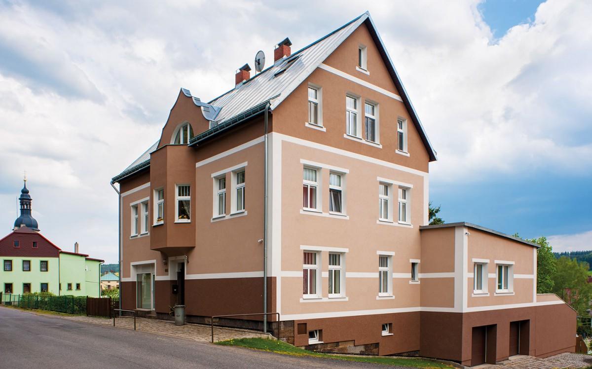 Bytový dům Vilémovská, Velký Šenov Dobroslav Novotný