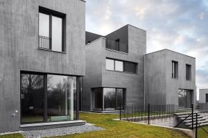 Rezidenční projekt Origami DBD Group, s. r. o.