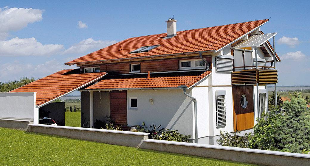 Jak si vybrat tu správnou střechu na dům