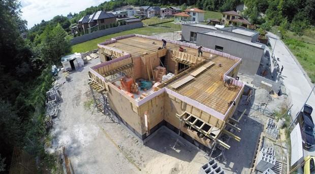 Kolik stojí hrubá stavba?