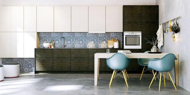 Jak pomocí zařízení začlenit kuchyň do spoločenského dění v bytě či domě?