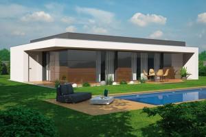 Variabilní dům s chytrou dispozicií