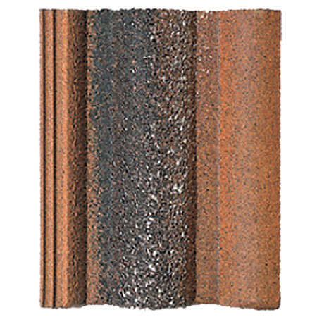 BRAMAC Adria je vícebarevný model vhodný na novostavby irekonstruované objekty. Jemná struktura povrchu sbarevnou cementovou hmotou abezbarevným lakem je pevně spojená stělem tašek, odolává klimatickým vlivům adlouhodobě chrání před ztrátou barevnosti. Na výběr jsou tři barevné verze.