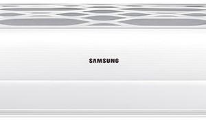 Klimatizace Samsung zajišťuje optimální teplotu vzduchu sco nejvyšší účinností. Trojúhelníkový design umožňuje použití většího ventilátoru avětší plochu sání, díky tomu je jednotka výrazně tišší amá větší dosah proudění vzduchu. FOTO SAMSUNG