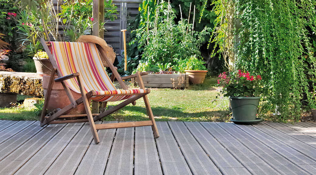 Vybírame dlažbu do zahrady