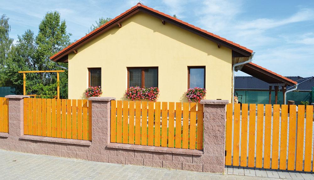 Malý domek za Prahou nejen na víkendy
