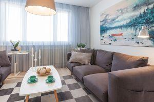 Proměna panelákového bytu krok za krokem