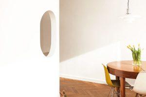 Ve všech místnostech byly použity dubové parkety kladené do stromečku, vkoupelně ana toaletě zase PUR stěrky. FOTO ALEKSANDRA VAJD