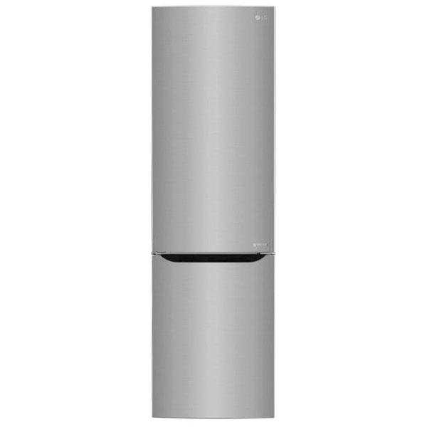 LG GBB60PZGFX, chladnička kombinovaná smrazákem, energetická třída A+++, LG lineární kompresor (záruka 10 let), ochrana dveřního těsnění, 19 990 Kč