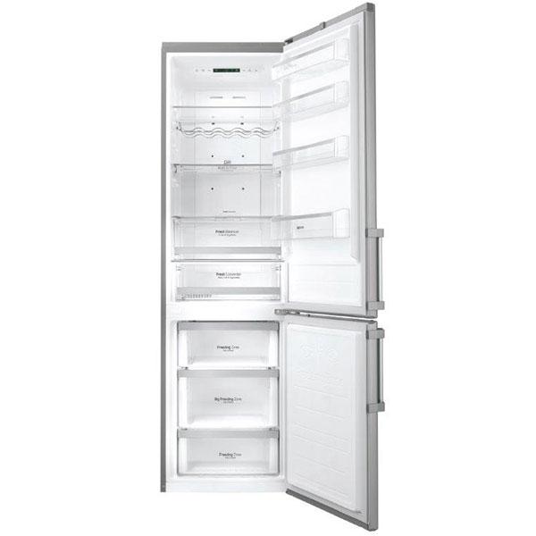 LG GBB60PZGFB, chladnička kombinovaná smrazákem, energetická třída A+++, LG lineární kompresor (záruka 10 let), Fresh Balancer aFresh Konverter 20 490 Kč