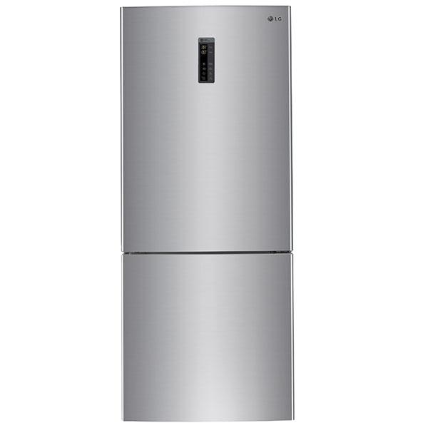 LG GBB548PZCZH, chladnička kombinovaná s mrazákem, energetická třída A++, LG lineární kompresor (záruka 10 let), inteligentní diagnostika Smart Diagnostic, 24 999 Kč
