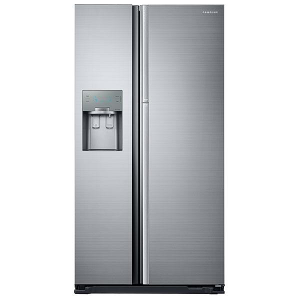 Samsung Food ShowCase RH56J69187F, kombinovaná chladnička, energetická třída A++, vysoký výkon, nízká hlučnost, výrobník ledu ClearView ve dveřích, 54 990 Kč