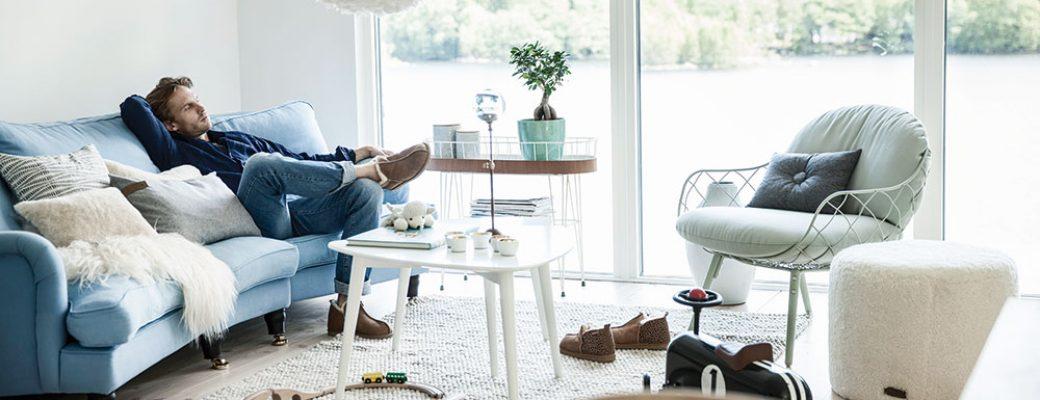 Jak správně zařídit obývací pokoj?
