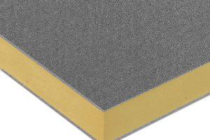 Fasádní desky Baumit Resolution vsobě spojují vlastnosti modifikované fenolické pěny (tepelněizolační výkon) ašedého fasádního polystyrenu (zpracovatelnost). Vykazují až o40 % vyšší izolační schopnost než izolace zběžného polystyrenu nebo minerální vlny. Díky tomu bývá dostačující tloušťka zateplovacího systému pouhých 6 cm. Oboustranné kašírování tenkou vrstvičkou šedého polystyrenu zvyšuje odolnost proti agresivnímu alkalickému prostředí (například výluhům znevyzrálého avlhkého betonu) aumožňuje přesně vyrovnat povrch desek jednoduchým zbroušením.