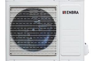 Nízkoteplotní tepelné čerpadlo dělené konstrukce i-SHWAK (Biblok) ENBRA – venkovní jednotka