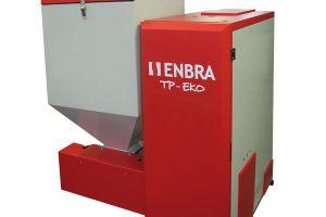 Stacionární kotel na tuhá paliva ENBRA TP-EKO, TP-EKO Pellet