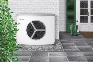 Invertorové tepelné čerpadlo vzduch/voda STIEBEL ELTRON WPL AC(S) je vhodné pro novostavby ipři rekonstrukci.